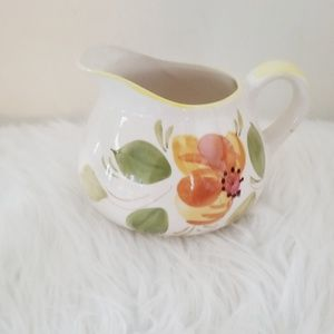 Other - Handpainted pitcher